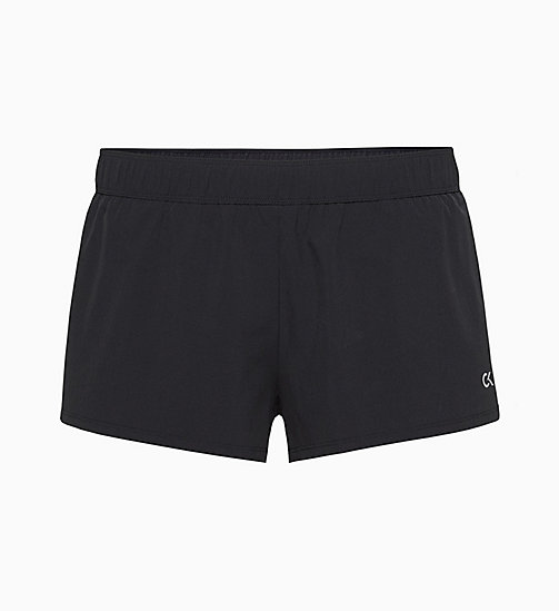 CALVINKLEIN Sports Shorts - CK BLACK - CALVIN KLEIN SHORTS & TROUSERS - main image