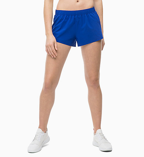CALVIN KLEIN Sports Shorts - SURF THE WEB - CALVIN KLEIN SPORT - main image