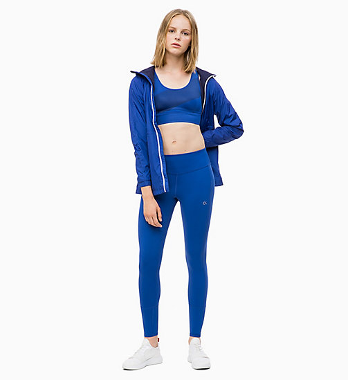 CALVIN KLEIN Sports Leggings - MAZARINE BLUE - CALVIN KLEIN NEW IN - detail image 1