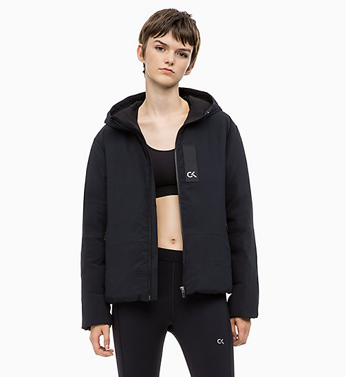 CALVIN KLEIN Down Jacket - CK BLACK - CALVIN KLEIN NEW FOR WOMEN - main image