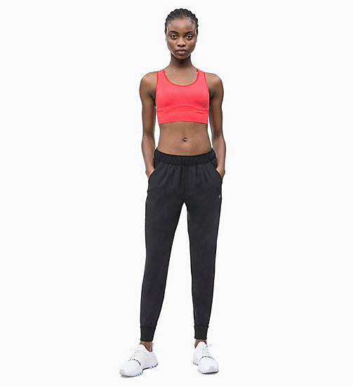 CALVIN KLEIN Relaxed Fit Jogginghose - CK BLACK - CALVIN KLEIN NEW IN - main image 1