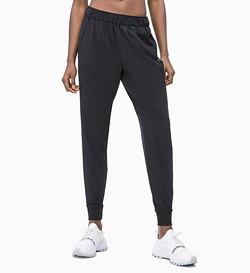 CALVIN KLEIN Relaxed Fit Jogginghose - CK BLACK - CALVIN KLEIN NEW IN - main image