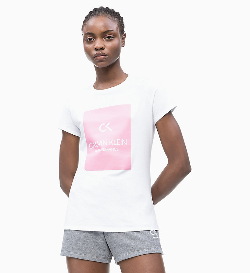 d8aa063145c11 Logo T-shirt Calvin Klein®