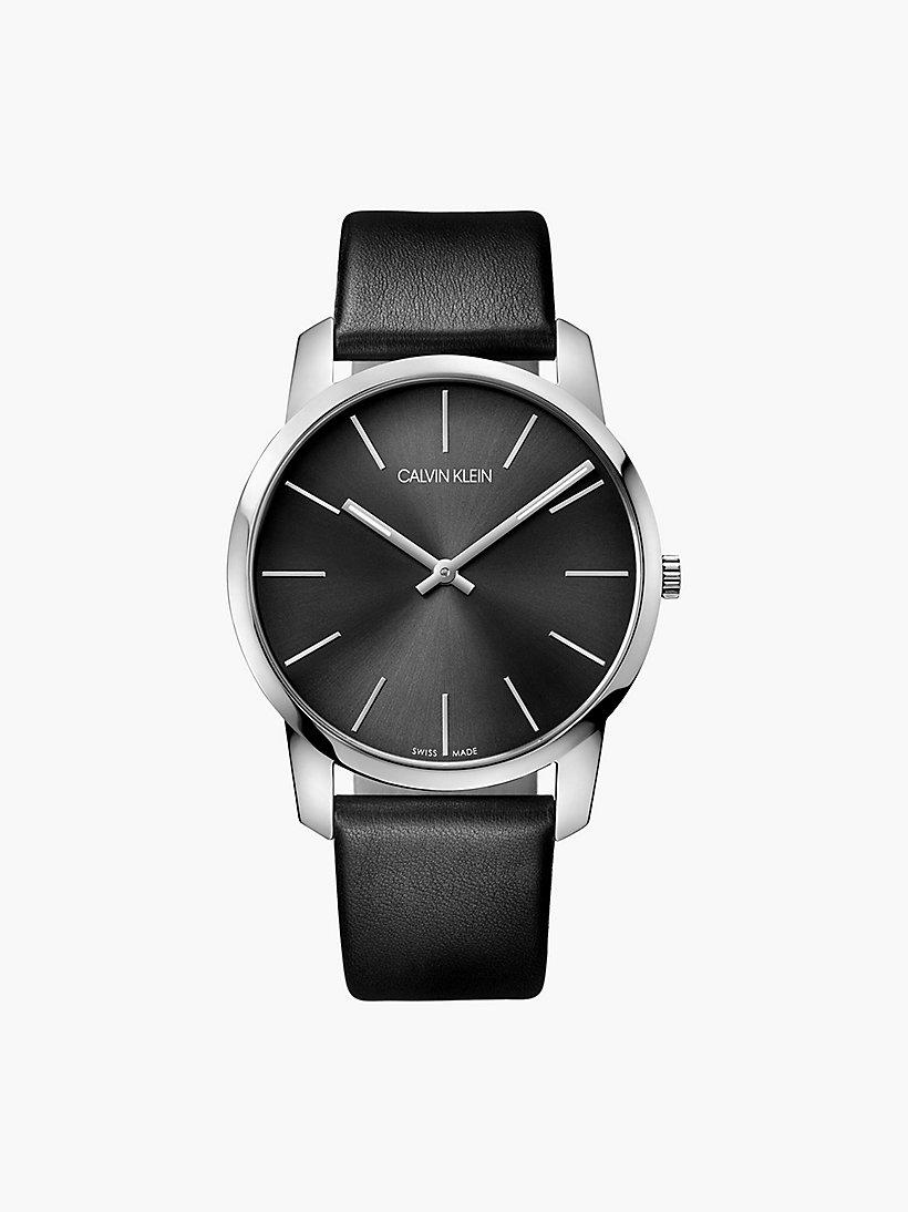 9f70489ab Watch - Calvin Klein City Calvin Klein® | 00K2G21107BLK