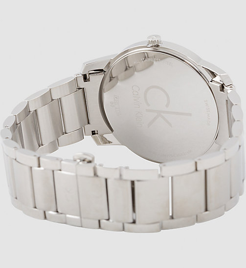 CALVINKLEIN Watch - Calvin Klein City - BLACK - CALVIN KLEIN WATCHES & JEWELLERY - detail image 1
