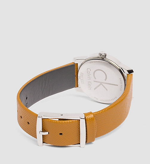 CKJEANS Watch - Calvin Klein City - BROWN -  WATCHES & JEWELLERY - detail image 1