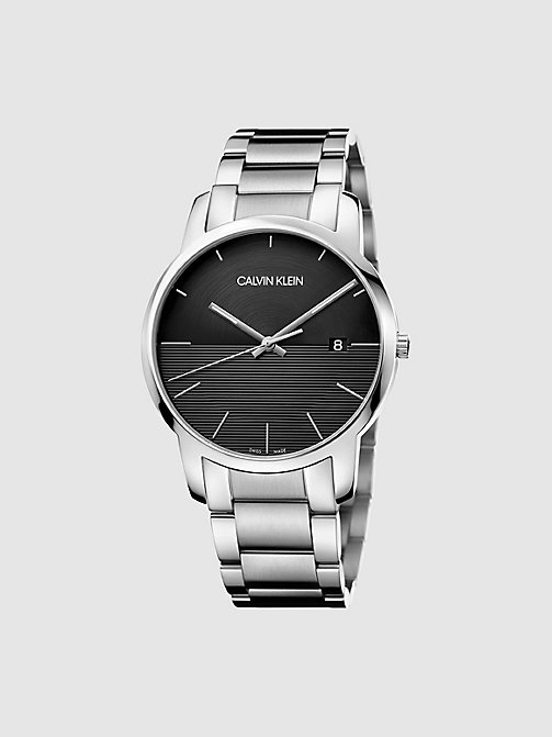 CALVINKLEIN Watch - Calvin Klein City - BLACK - CALVIN KLEIN ALL GIFTS - main image