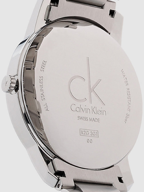CALVINKLEIN Watch - Calvin Klein City - BLUE - CALVIN KLEIN WATCHES - detail image 1