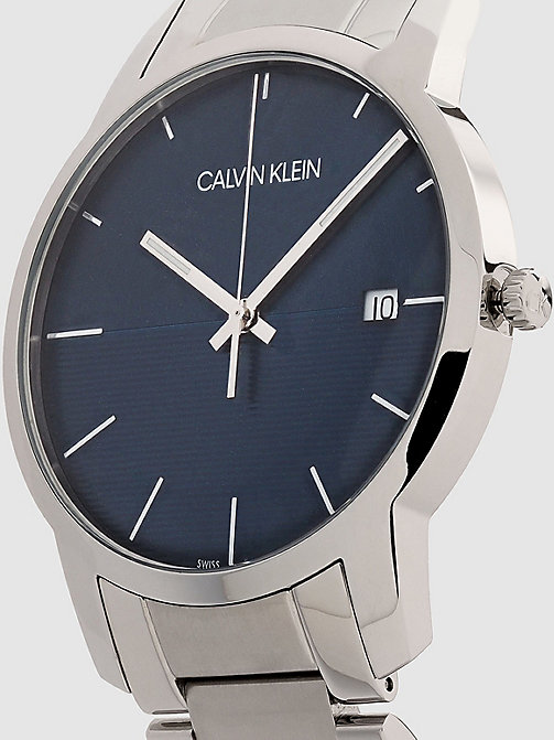 CALVIN KLEIN Watch - Calvin Klein City - BLUE - CALVIN KLEIN MEN - detail image 1