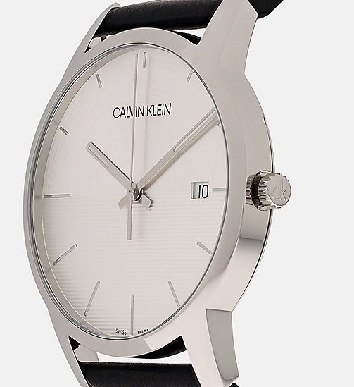 CALVIN KLEIN Watch - Calvin Klein City - SILVER - CALVIN KLEIN MEN - detail image 1