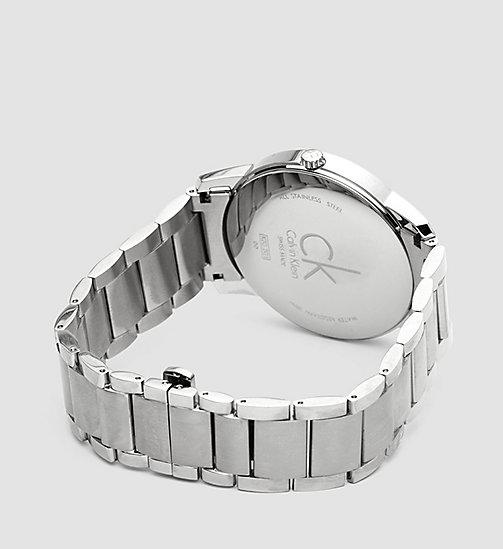 CALVINKLEIN Watch - Calvin Klein City - SST  /   COOL GREY - CALVIN KLEIN WATCHES & JEWELLERY - detail image 1