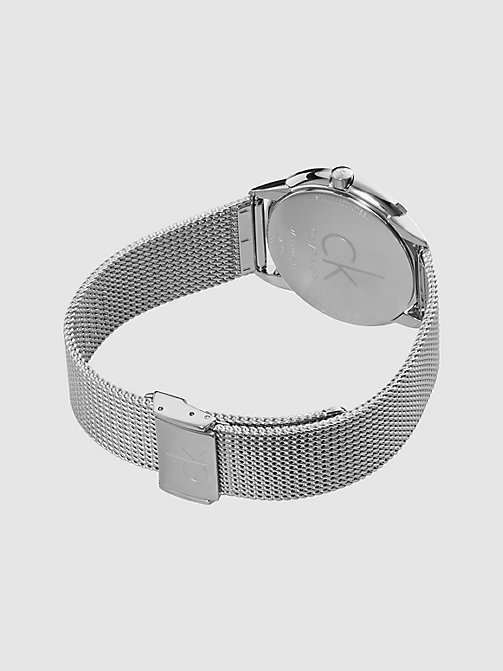 CALVINKLEIN Watch - Calvin Klein Minimal - SST / BLUE - CALVIN KLEIN WATCHES & JEWELLERY - detail image 1