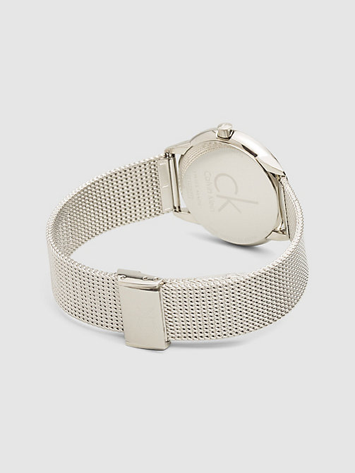 CALVINKLEIN Watch - Calvin Klein Minimal - SST/COOLGREY -  WATCHES & JEWELLERY - detail image 1