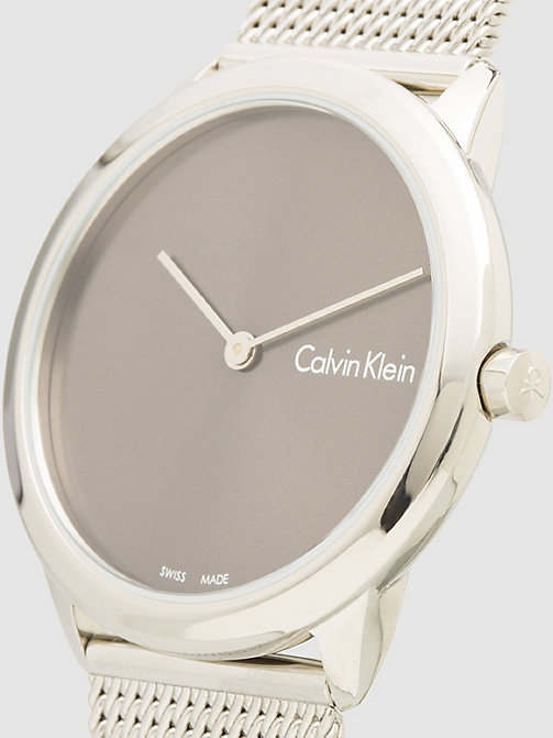 CALVIN KLEIN Watch - Calvin Klein Minimal - SST  /   COOL GREY - CALVIN KLEIN WATCHES - detail image 1