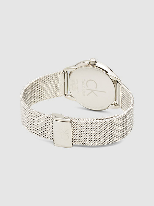 CALVINKLEIN Watch - Calvin Klein Minimal - SST /  SILVER -  WATCHES & JEWELLERY - detail image 1