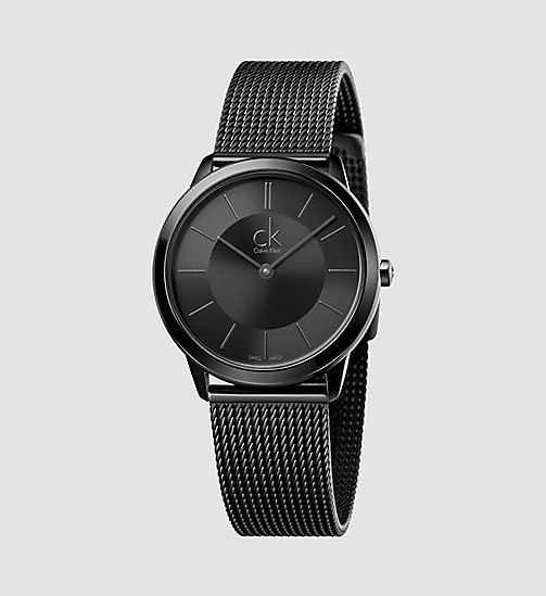 calvin klein watches official website
