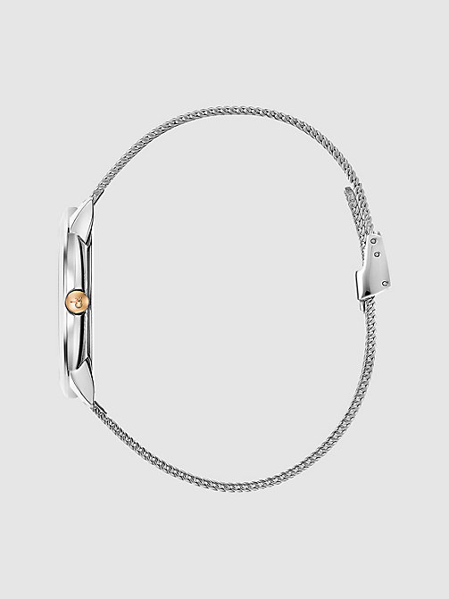 CALVINKLEIN Watch - Calvin Klein Minimal - SILVER PINK -  WATCHES - detail image 1