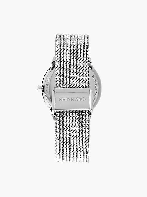 CALVINKLEIN Watch - Calvin Klein Minimal - SILVER -  WATCHES - detail image 1