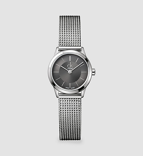 CALVINKLEIN Watch - Calvin Klein Minimal - BLACK -  WATCHES & JEWELLERY - main image
