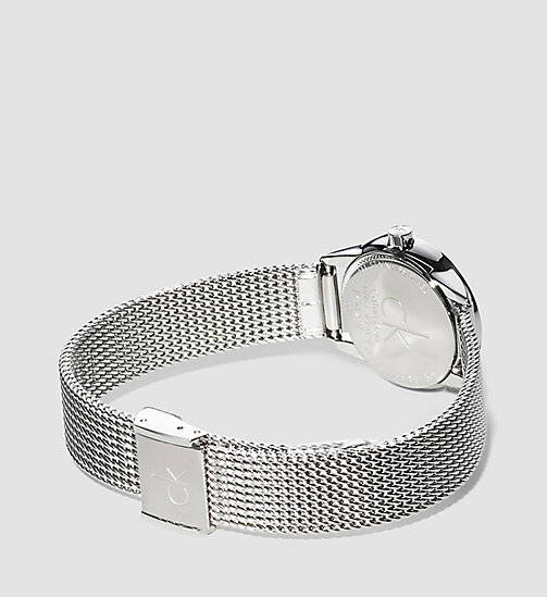 CALVINKLEIN Watch - Calvin Klein Minimal - SILVER/STAINLESS - CALVIN KLEIN WATCHES & JEWELLERY - detail image 1