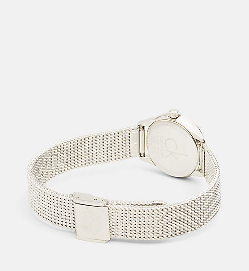 CALVINKLEIN Watch - Calvin Klein Minimal - SST/COOLGREY - CALVIN KLEIN WATCHES & JEWELLERY - detail image 1
