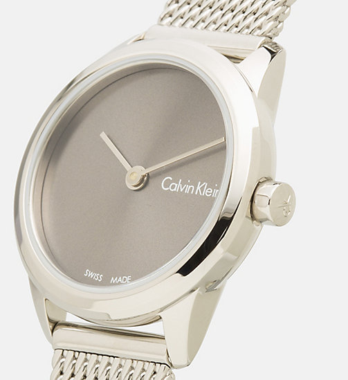 CALVIN KLEIN Watch - Calvin Klein Minimal - SST  /   COOL GREY - CALVIN KLEIN WATCHES & JEWELLERY - detail image 1