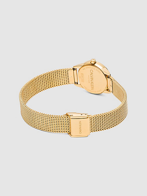 CALVINKLEIN Watch - Calvin Klein Minimal - GOLD -  WATCHES - detail image 1