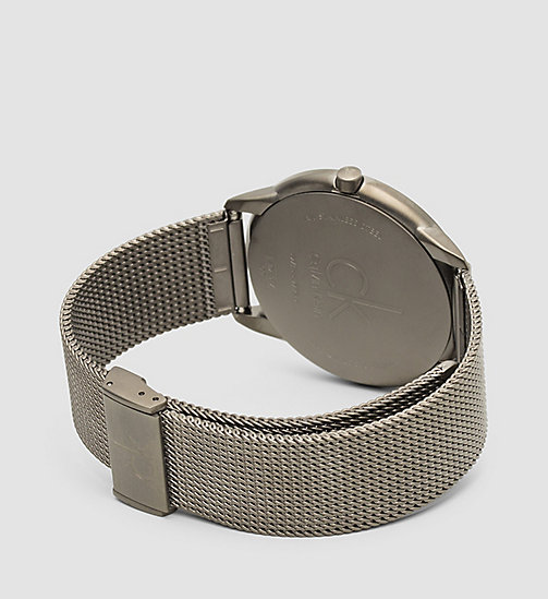 CALVINKLEIN Watch - Calvin Klein Minimal - GREY - CALVIN KLEIN WATCHES & JEWELLERY - detail image 1