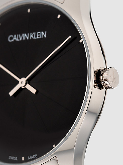 CALVIN KLEIN Watch - Calvin Klein Classic Too - BLACK - CALVIN KLEIN MEN - detail image 1