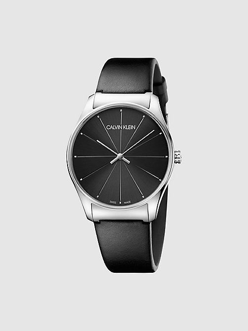 CALVINKLEIN Watch - Calvin Klein Classic Too - BLACK - CALVIN KLEIN WATCHES - main image