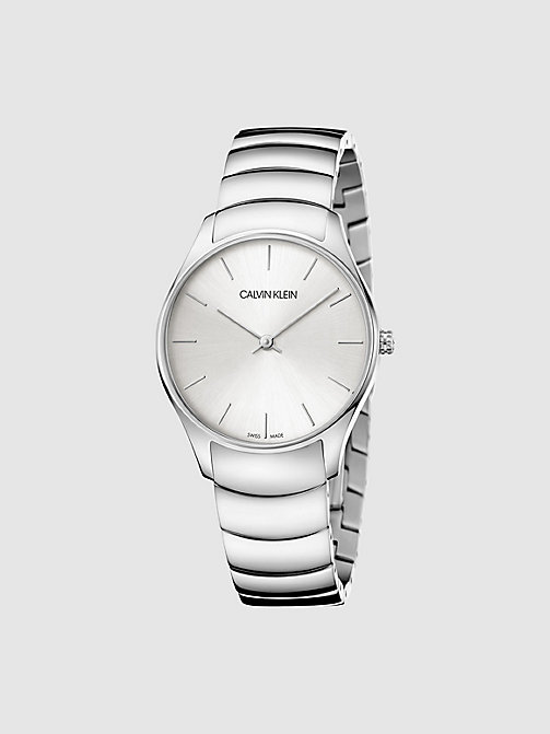 CALVINKLEIN Watch - Calvin Klein Classic Too - SILVER -  WATCHES - main image