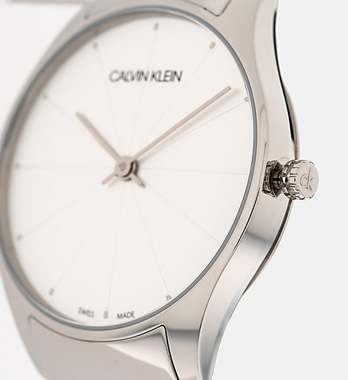 CALVINKLEIN Watch - Calvin Klein Classic Too - SILVER - CALVIN KLEIN WATCHES & JEWELLERY - detail image 1