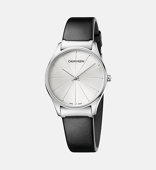 CALVINKLEIN Watch - Calvin Klein Classic Too - SILVER - CALVIN KLEIN WATCHES & JEWELLERY - main image