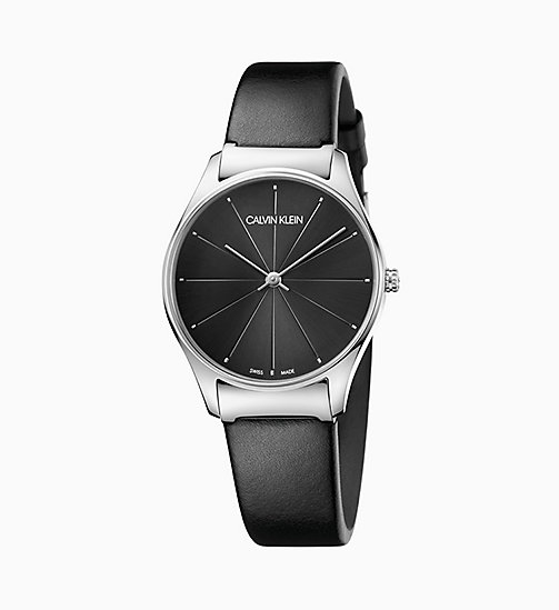 CALVINKLEIN Watch - Calvin Klein Classic Too - BLACK -  WATCHES - main image