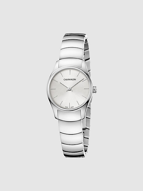 CALVINKLEIN Watch - Calvin Klein Classic Too - SILVER - CALVIN KLEIN WATCHES - main image