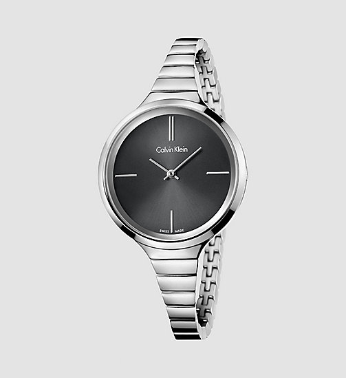 CALVINKLEIN Watch - Calvin Klein Lively - BLACK - CALVIN KLEIN WATCHES & JEWELLERY - main image
