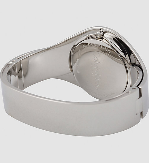 CALVINKLEIN Watch - Calvin Klein Senses - SILVER - CALVIN KLEIN WATCHES - detail image 1