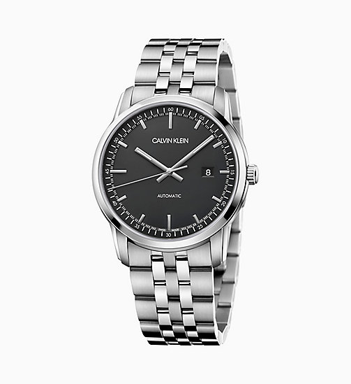 CALVINKLEIN Watch - Calvin Klein Infinite Too - SILVER / BLACK - CALVIN KLEIN WATCHES - detail image 1