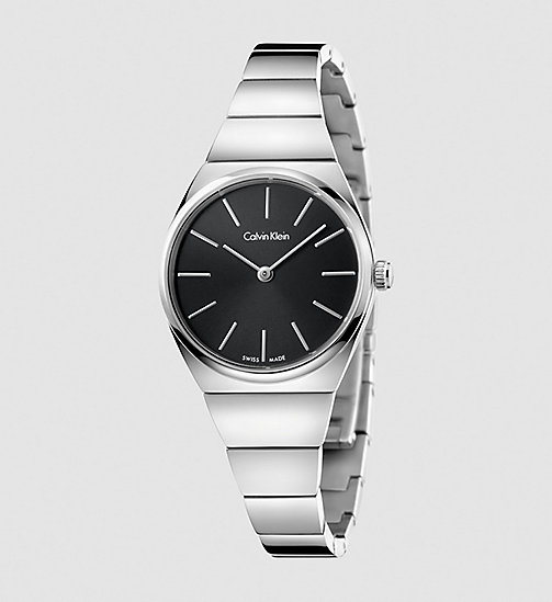 CALVINKLEIN Watch - Calvin Klein Supreme - BLACK / STAINLESS STEEL - CALVIN KLEIN WATCHES - main image