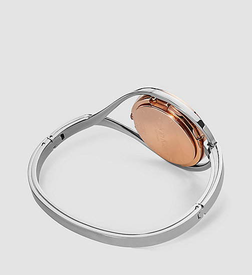CALVINKLEIN Watch - Calvin Klein Light - SILVER / STAINLESS STEEL -  WATCHES & JEWELLERY - detail image 1
