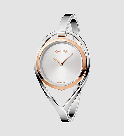 CALVINKLEIN Watch - Calvin Klein Light - SILVER / STAINLESS STEEL -  WATCHES & JEWELLERY - main image