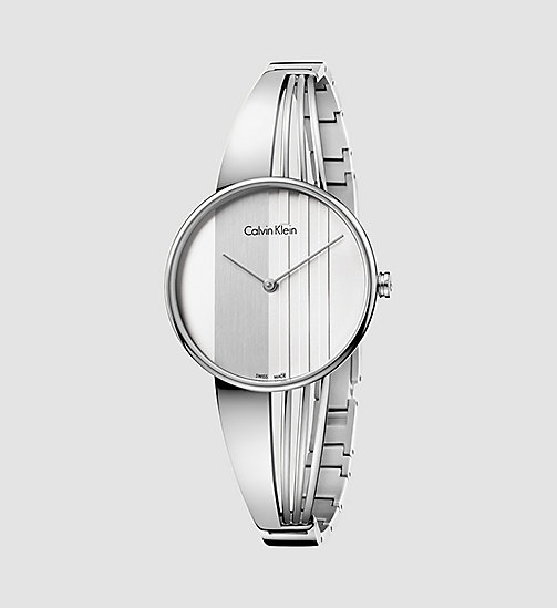 CALVINKLEIN Watch - Calvin Klein Drift - SILVER/STAINLESS -  WATCHES & JEWELLERY - main image