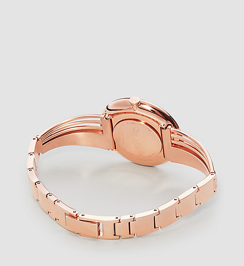 CALVINKLEIN Watch - Calvin Klein Drift - SILVER / PINK -  WATCHES & JEWELLERY - detail image 1