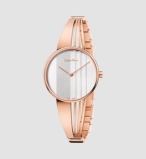 CALVINKLEIN Watch - Calvin Klein Drift - SILVER / PINK -  WATCHES & JEWELLERY - main image