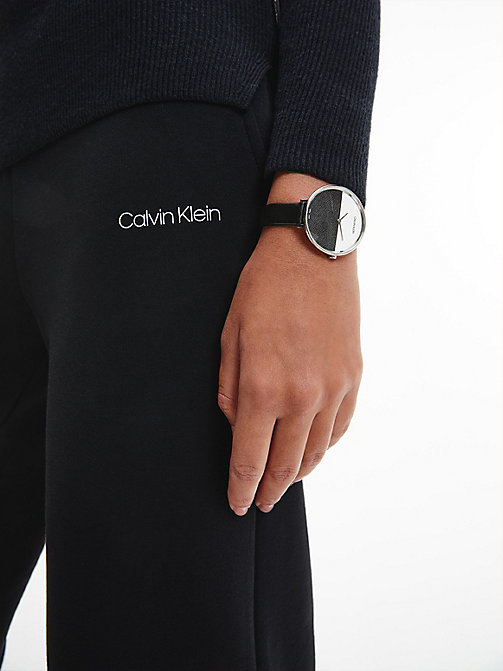 CALVIN KLEIN Watch - Calvin Klein Rise - BLACK AND SILVER - CALVIN KLEIN ALL GIFTS - detail image 1