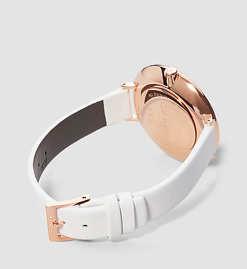CALVINKLEIN Watch - Calvin Klein Rise - PINK / WHITE - CALVIN KLEIN WATCHES & JEWELLERY - detail image 1