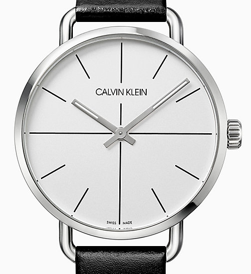 CALVIN KLEIN Watch - Calvin Klein Even - SILVER / BLACK - CALVIN KLEIN GIFTS - detail image 1