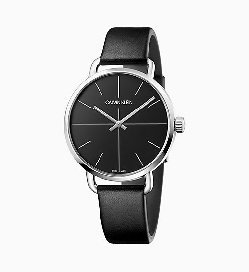 CALVIN KLEIN Watch - Calvin Klein Even - BLACK - CALVIN KLEIN GIFTS - main image