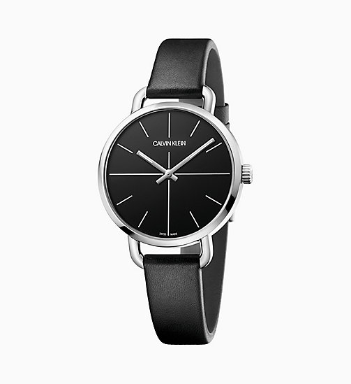 CALVIN KLEIN Watch - Calvin Klein Even - BLACK - CALVIN KLEIN GIFTS - detail image 1