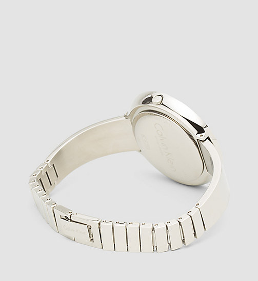 CALVINKLEIN Watch - Calvin Klein Chic - SST / BLACK - CALVIN KLEIN WATCHES & JEWELLERY - detail image 1